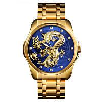 Часы концептуальные Skmei 9193 - Dragon Blue (5 bar), фото 1