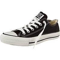 Кеды Converse All Star Chuck Taylor черно-белые низкие
