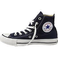 Кеды Converse All Star синие высокие