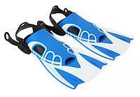 Спортивні короткі ласти для швидкого плавання AquaSpeed, фото 1