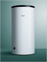 Емкостный водонагреватель косвенного нагрева Vaillant uniSTOR VIH R 120/6 BA 120 л., фото 2