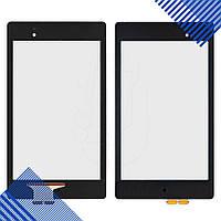 Тачскрин (сенсор) Asus Galaxy Nexus 7 ME571K (2013), цвет черный, ревизия 2