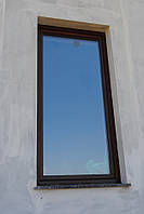 Окно деревянное. Ясень. www.vikno-dveri.com.ua
