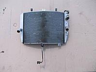 Радиатор охлаждения двигателя Suzuki GSX-R600, K4, K5