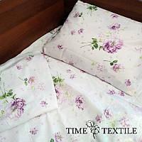 Комплект постельного белья Time Textile Peony Полуторный