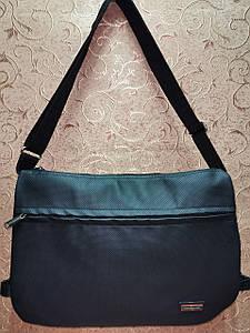 Сумка планшет на плечо искусств. кожа сумка для через плечо только ОПТ