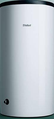 Емкостный водонагреватель косвенного нагрева Vaillant uniSTOR  VIH R 150/6 BA 150 л., фото 2