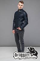 Мужская демисезонная куртка ветровка - 25825F