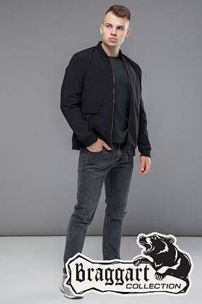 Мужская демисезонная куртка ветровка -32488R, фото 2