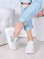 Туфли лоферы кожаные 7040-28, фото 1