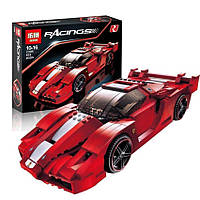 "Конструктор Lepin 21009 (Аналог Lego Technic 8156) ""ФеррариFerrari FXX 1:17""632 детали, фото 1"