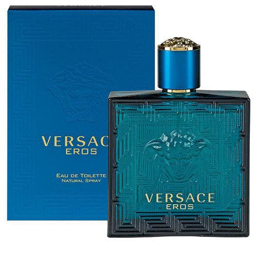 Мужская туалетная вода Versace Eros (Версаче Эрос) 100 мл