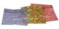 """Пакет подарочный W20*30 """"Органза"""" 20х30см, миксовка розовый, золотой, фиолетовый, белый, малиновый"""