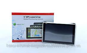 Навигатор автомобильный GPS NAVITEL 6008, автомобильный сенсорный навигатор
