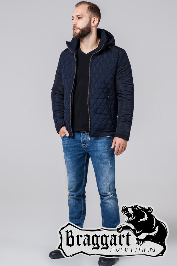 Мужская демисезонная куртка 2686N