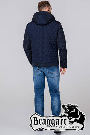 Мужская демисезонная куртка 2686N, фото 2