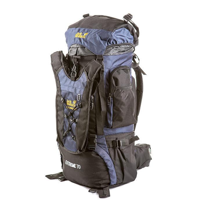 Туристический рюкзак Jack Wolfskin Extreme 70, синий