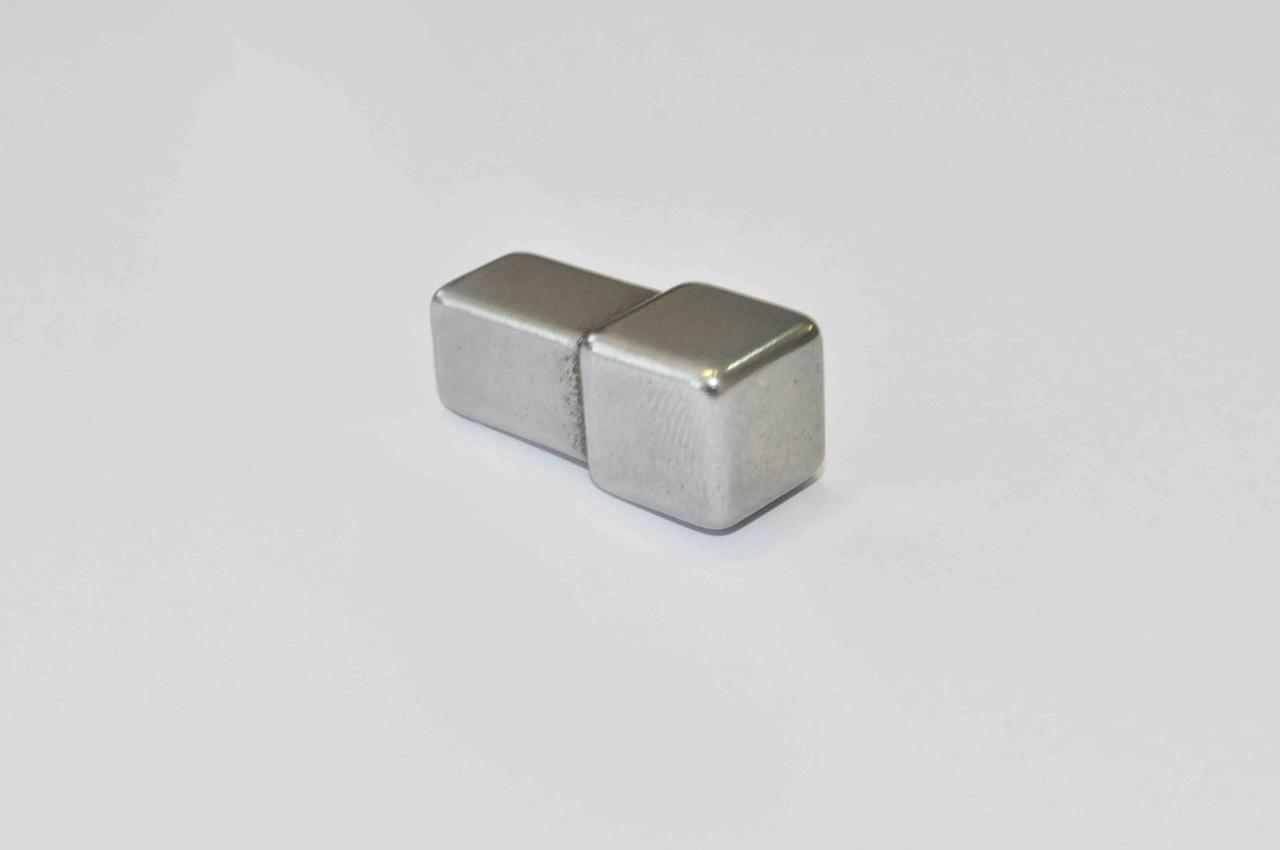 Заглушка Pawotex для профілю STQ12.5 з нержавіючої сталі
