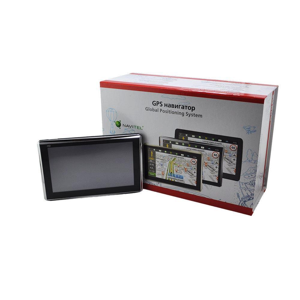 Навигатор GPS 6009 128MB/4GB HD, сенсорный автомобильный навигатор