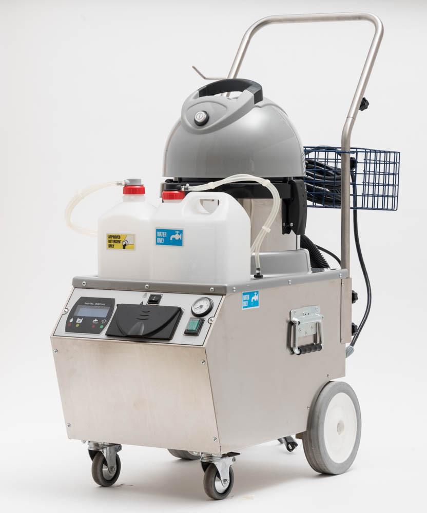 Профессиональный пароочиститель INOX 7500