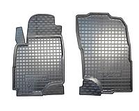 Полиуретановые передние коврики в салон Mitsubishi Outlander I 2003-2008 (АКП) (AVTO-GUMM)