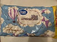 Маршмэллоу маленькие белые кубики Marshmallow, 453грамм, фото 1