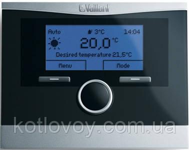 Vaillant CalorMATIC VRC 370f беспроводной программируемый комнатный термостат, фото 2