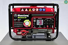 Генератор на природном газе Musstang MG2800S (3 кВт, стартер)