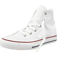 Кеды Converse All Star белые высокие