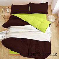 Комплект постельного белья Time Textile Adele Евро, фото 1