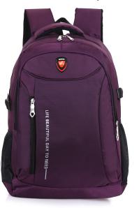 Рюкзак Aobeite городской фиолетовый