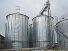 Металлические силосы для зерна с плоским и конусным дном, Германия, фото 2