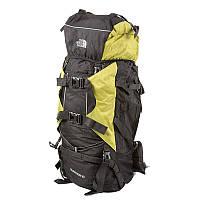 Туристический рюкзак North Face Extreme 80L, желтый