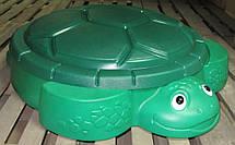 Песочница детская Черепаха Little Tikes 631566, фото 3