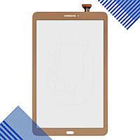 Тачскрин Samsung Galaxy Tab E 9.6 T560, T561, цвет коричневый