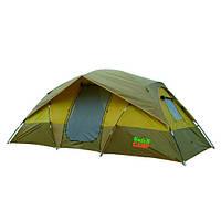 Палатка 4-х местная GreenCamp 1100, фото 1