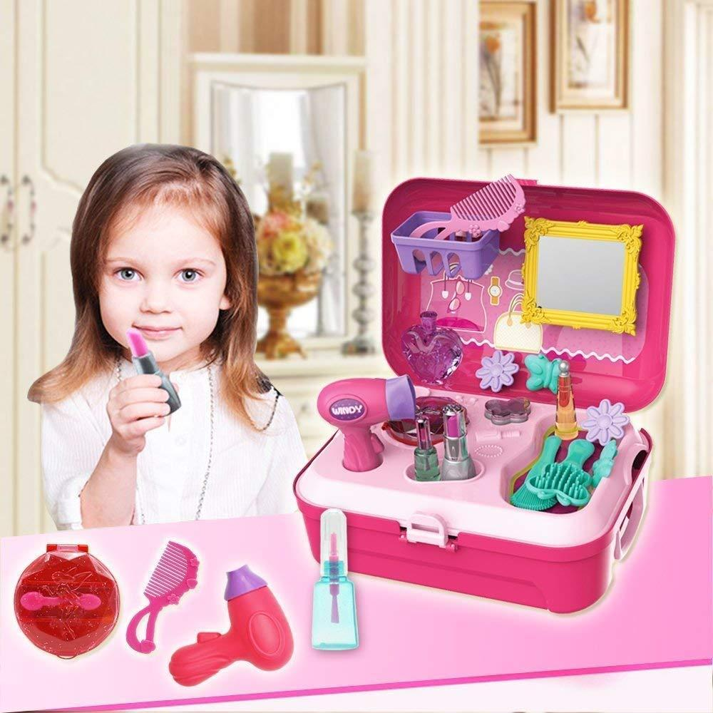Детский игровой салон красоты