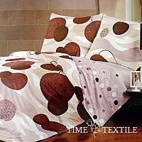 Комплект постельного белья из сатина Sphere, фото 1