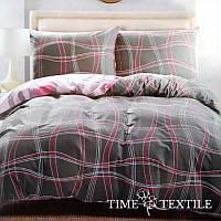 Комплект постельного белья из сатина Red Wine, фото 1