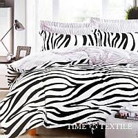 Комплект постельного белья из сатина Safari, фото 1