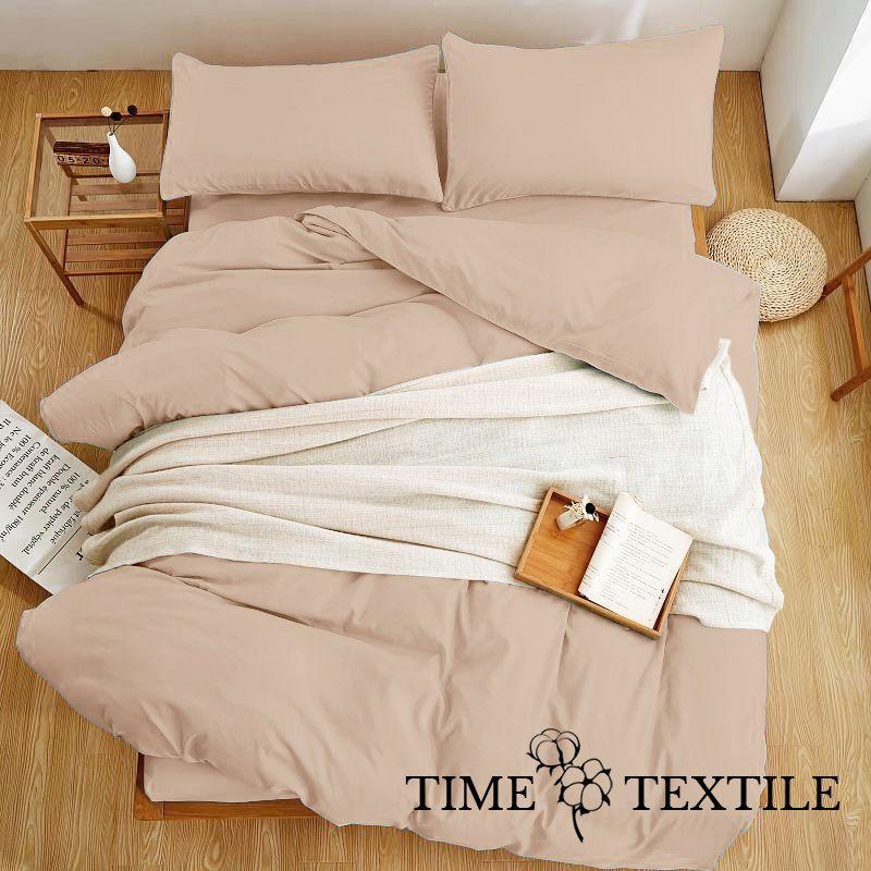 Комплект постельного белья Time Textile Latte Семейный