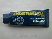 Смазка Mannol Hochtemperatur-Fett LC2 термостойкая пластичная 100 мл