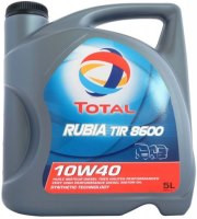 Масло Total RUBIA TIR 8600 10W40 (5L)