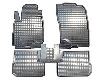 Полиуретановые коврики для Mitsubishi Outlander I 2003-2008 (АКП) (AVTO-GUMM)