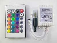 RGB контроллер 6А IR24