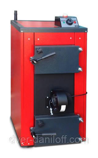 КОТэко Оптима Био (Optima Bio) экономичный пиролизный котел на твердом топливе 10 - 30 кВт