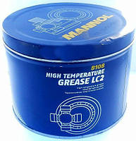 Смазка Mannol Hochtemperatur-Fett LC2 термостойкая пластичная 800 мл