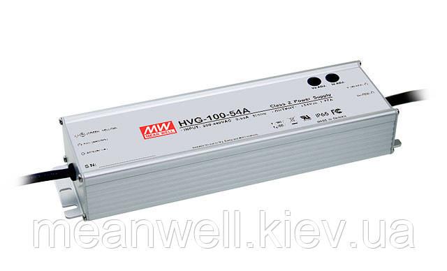 HVG-100-36A Блок живлення Mean Well 94 вт, 2.65 А, 33 ~ 40в ІР65