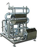 Оборудование для пастеризации восстановленных соков, холодный розлив.