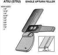 A75U приспособление для одинарной подгибки